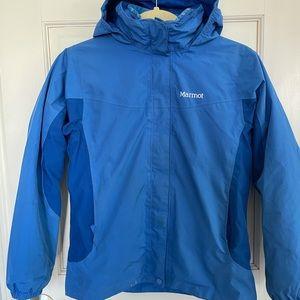 Marmot Kids L Coat with fleece liner